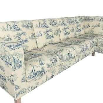 KARLANDA kampinės sofos (kairės) užvalkalas kolekcijoje Avinon, audinys: 132-66
