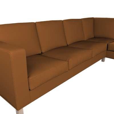 Pokrowiec na sofę narożną lewostronną Karlanda w kolekcji Living II, tkanina: 161-28