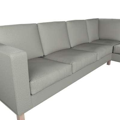 Pokrowiec na sofę narożną lewostronną Karlanda w kolekcji Bergen, tkanina: 161-83