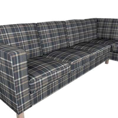 Pokrowiec na sofę narożną lewostronną Karlanda w kolekcji Edinburgh, tkanina: 703-16
