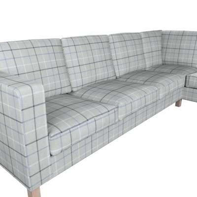 Pokrowiec na sofę narożną lewostronną Karlanda w kolekcji Edinburgh, tkanina: 703-18