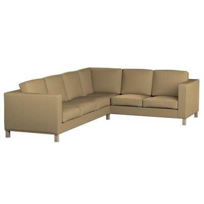 Pokrowiec na sofę narożną lewostronną Karlanda w kolekcji Living, tkanina: 161-50