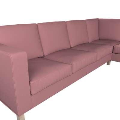 Pokrowiec na sofę narożną lewostronną Karlanda w kolekcji Cotton Panama, tkanina: 702-43