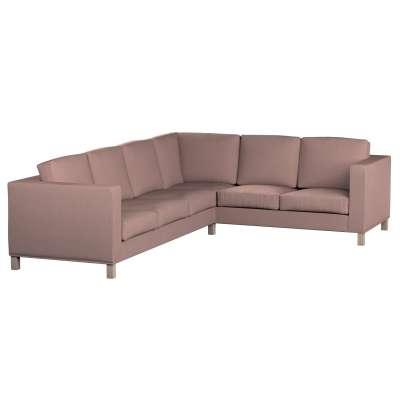 Pokrowiec na sofę narożną lewostronną Karlanda w kolekcji City, tkanina: 704-83
