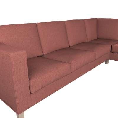 Pokrowiec na sofę narożną lewostronną Karlanda w kolekcji City, tkanina: 704-84