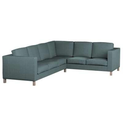 Pokrowiec na sofę narożną lewostronną Karlanda w kolekcji City, tkanina: 704-85