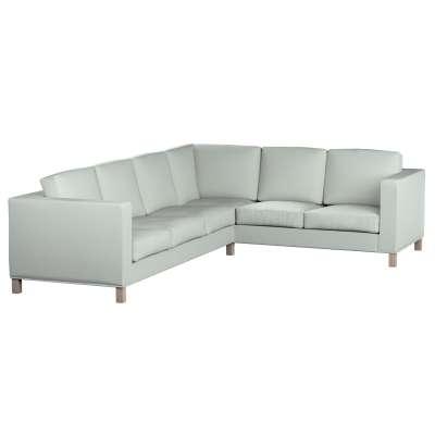 Pokrowiec na sofę narożną lewostronną Karlanda w kolekcji Living, tkanina: 161-41