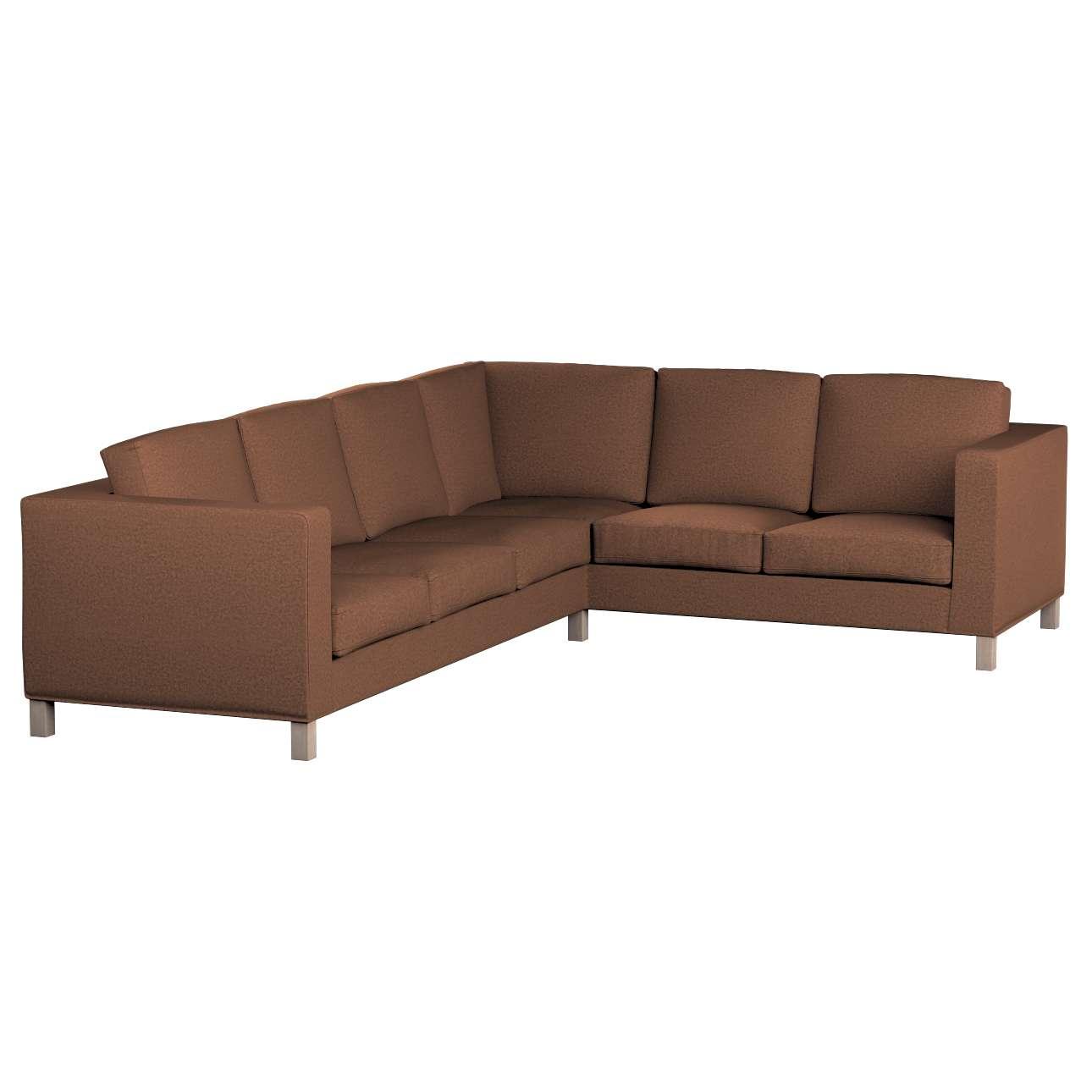 Pokrowiec na sofę narożną lewostronną Karlanda w kolekcji Living, tkanina: 161-65