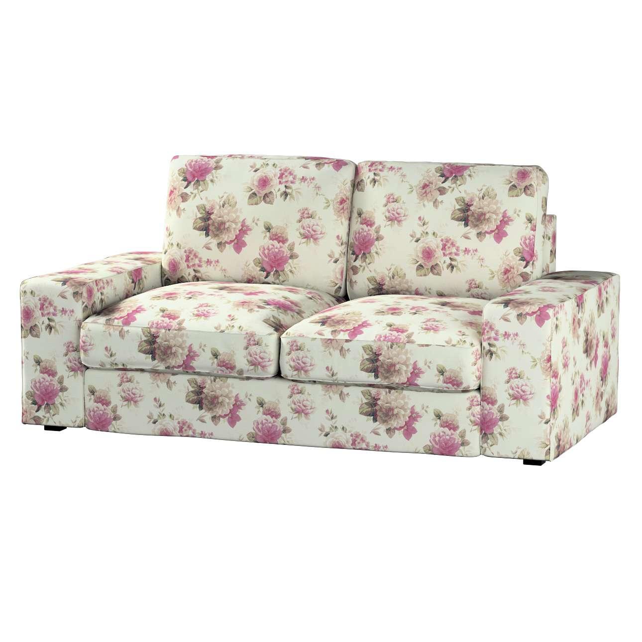 Pokrowiec na sofę Kivik 2-osobową, nierozkładaną w kolekcji Mirella, tkanina: 141-07