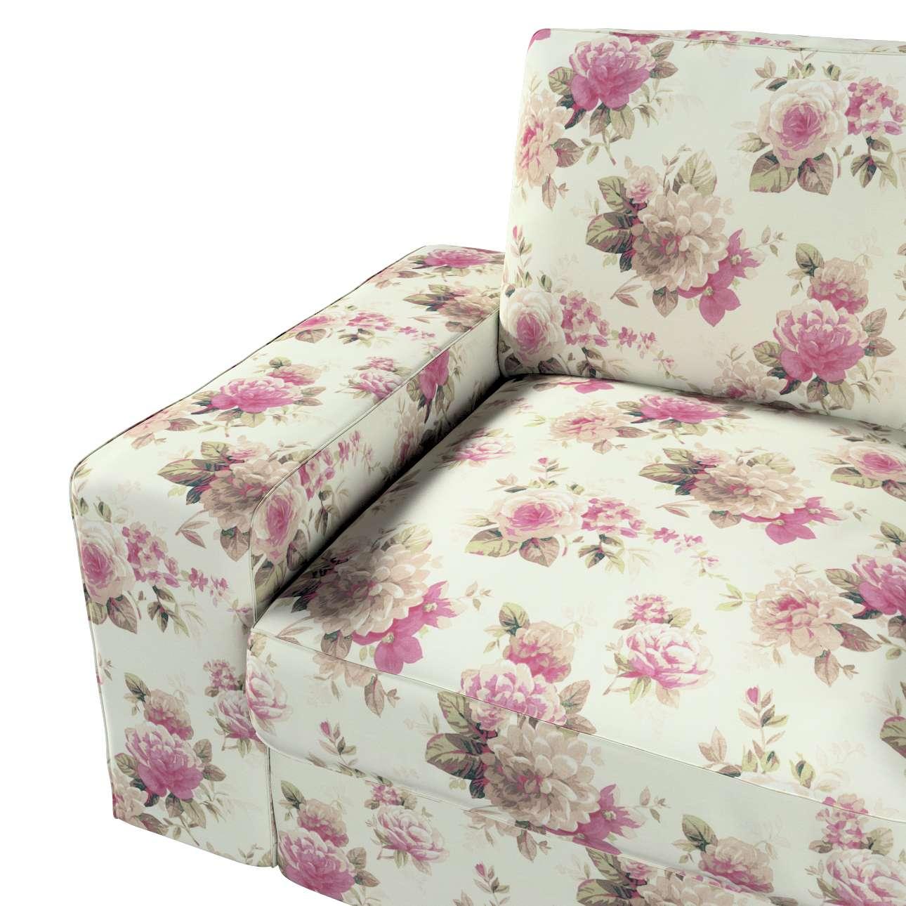Pokrowiec na sofę Kivik 2-osobową, nierozkładaną w kolekcji Londres, tkanina: 141-07