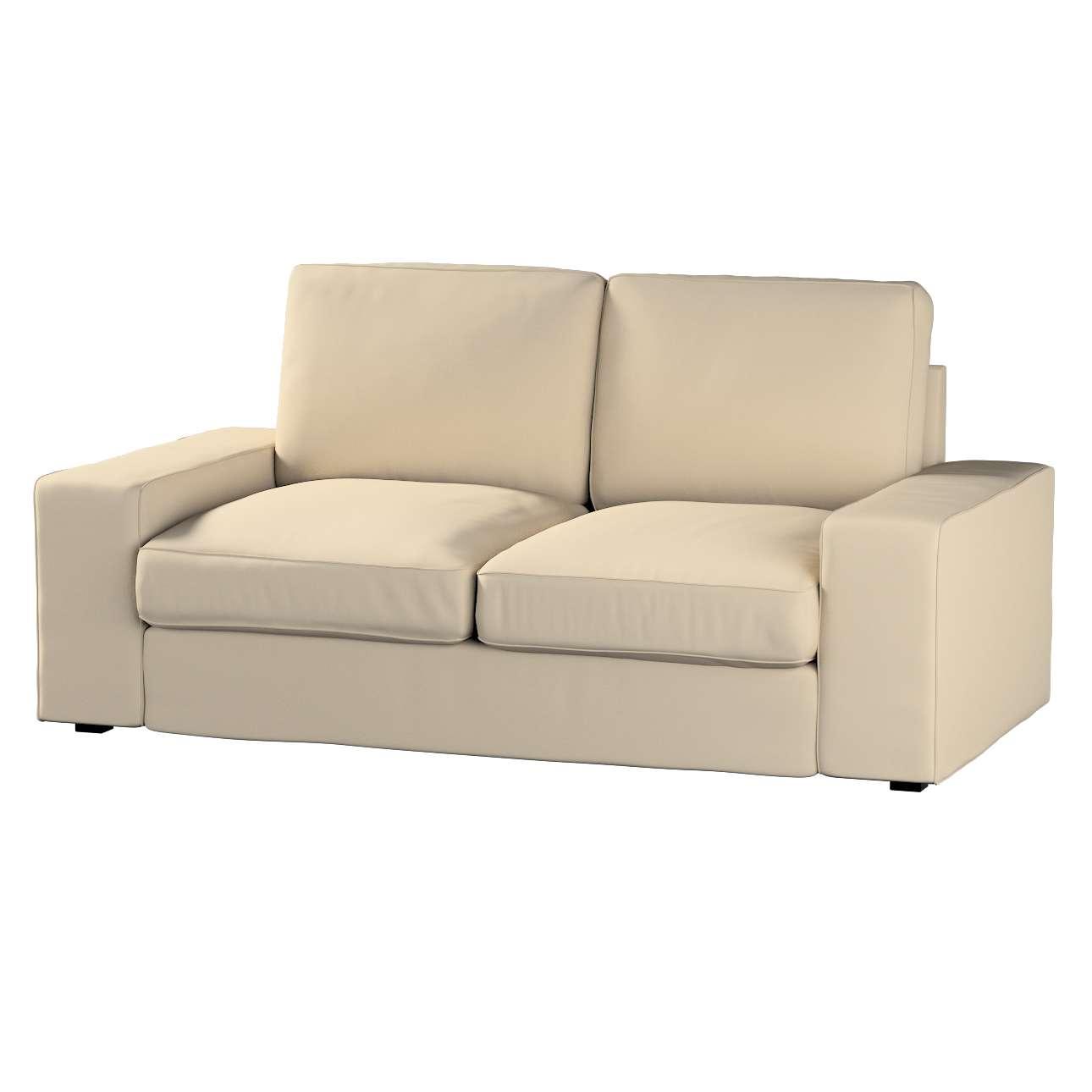 KIVIK dvivietės sofos užvalkalas Kivik 2-seat sofa kolekcijoje Cotton Panama, audinys: 702-01
