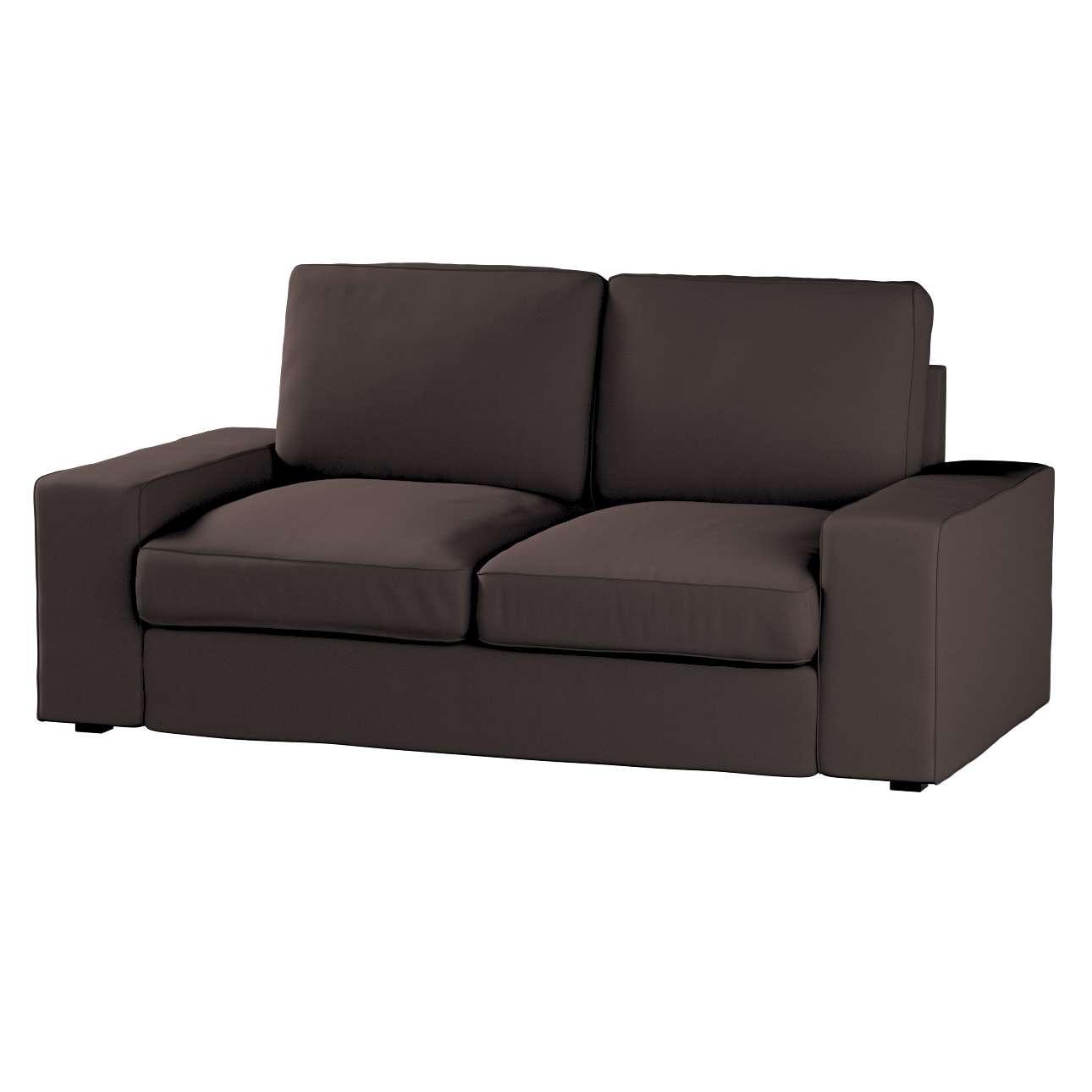 Pokrowiec na sofę Kivik 2-osobową, nierozkładaną Sofa Kivik 2-osobowa w kolekcji Cotton Panama, tkanina: 702-03