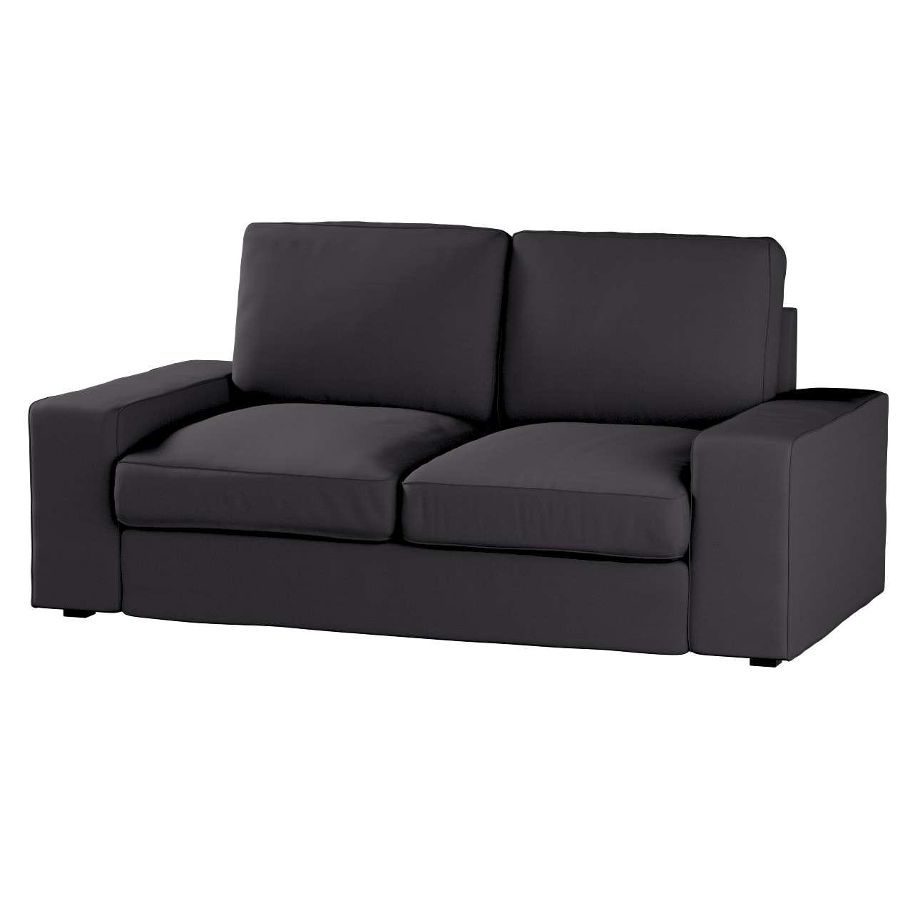 Pokrowiec na sofę Kivik 2-osobową, nierozkładaną Sofa Kivik 2-osobowa w kolekcji Cotton Panama, tkanina: 702-08