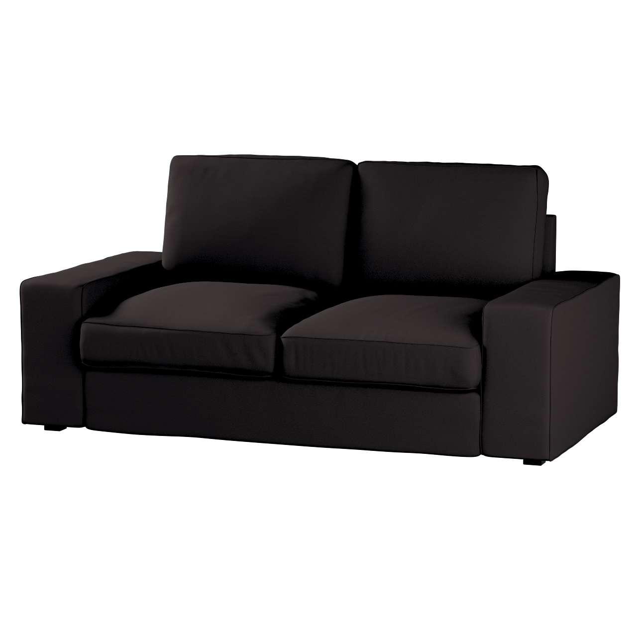 Pokrowiec na sofę Kivik 2-osobową, nierozkładaną Sofa Kivik 2-osobowa w kolekcji Cotton Panama, tkanina: 702-09