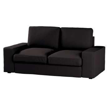 Kivik 2-Sitzer Sofabezug von der Kollektion Cotton Panama, Stoff: 702-09