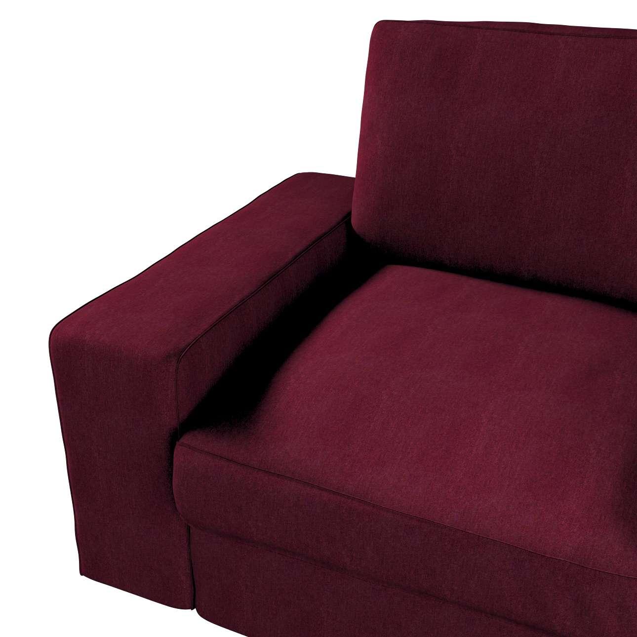 Pokrowiec na sofę Kivik 2-osobową, nierozkładaną w kolekcji Chenille, tkanina: 702-19