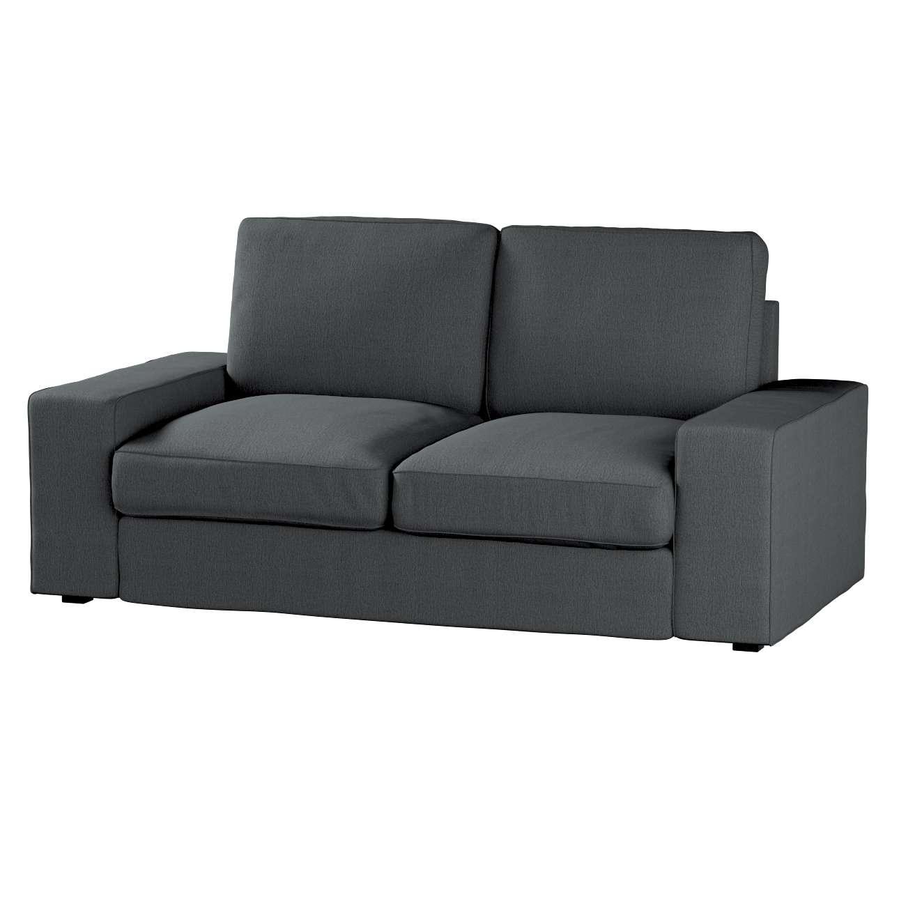 Pokrowiec na sofę Kivik 2-osobową, nierozkładaną w kolekcji Chenille, tkanina: 702-20