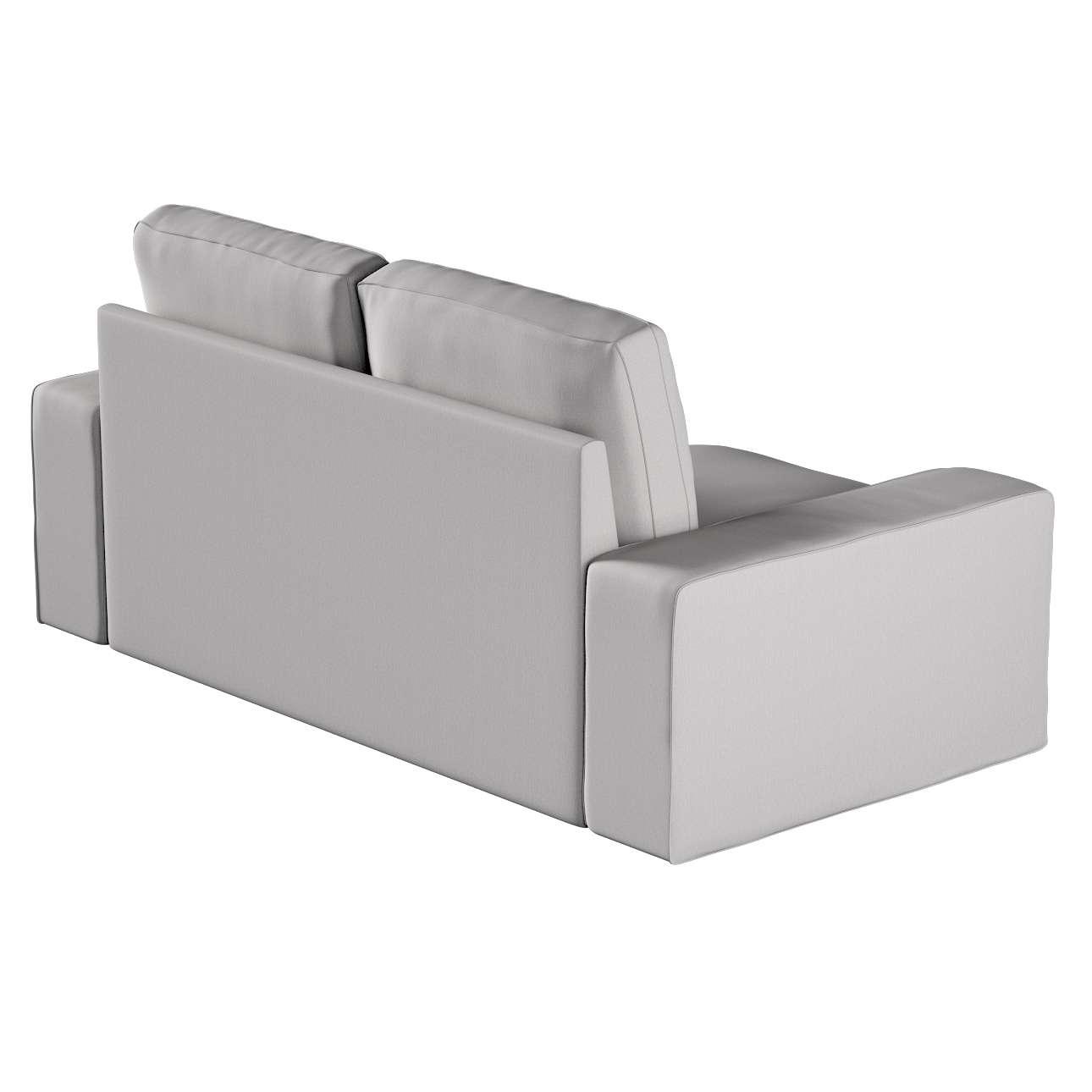 Pokrowiec na sofę Kivik 2-osobową, nierozkładaną w kolekcji Chenille, tkanina: 702-23