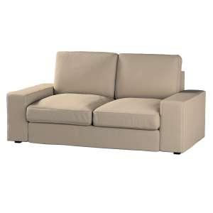 Pokrowiec na sofę Kivik 2-osobową, nierozkładaną Sofa Kivik 2-osobowa w kolekcji Cotton Panama, tkanina: 702-28