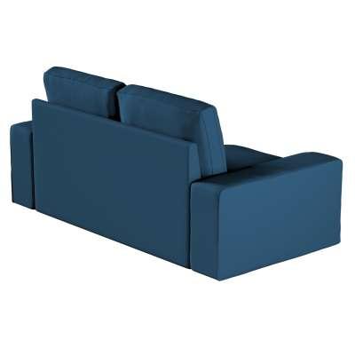 Pokrowiec na sofę Kivik 2-osobową, nierozkładaną w kolekcji Cotton Panama, tkanina: 702-30