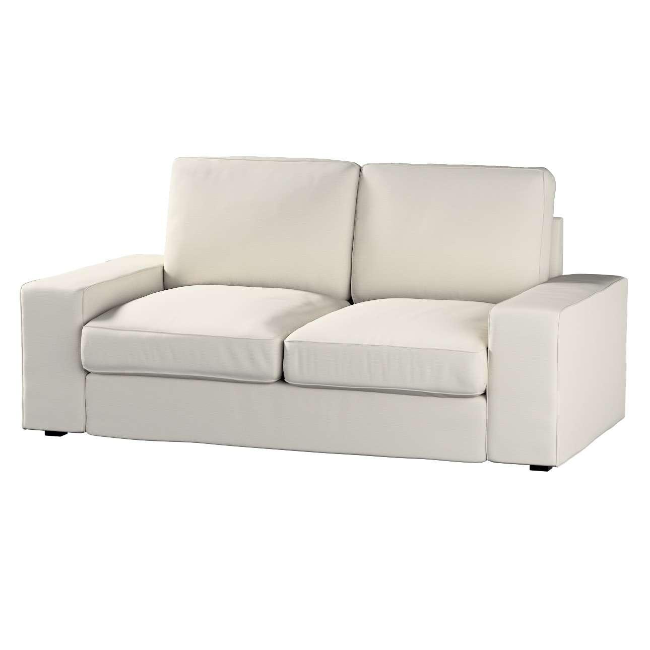 Pokrowiec na sofę Kivik 2-osobową, nierozkładaną Sofa Kivik 2-osobowa w kolekcji Cotton Panama, tkanina: 702-31