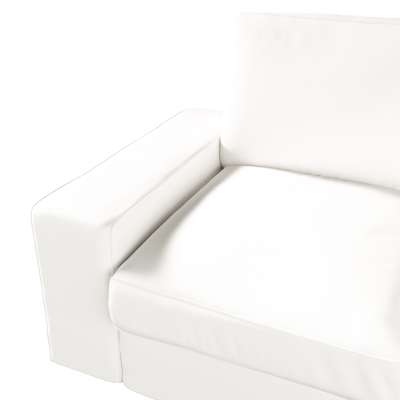 Pokrowiec na sofę Kivik 2-osobową, nierozkładaną w kolekcji Cotton Panama, tkanina: 702-34