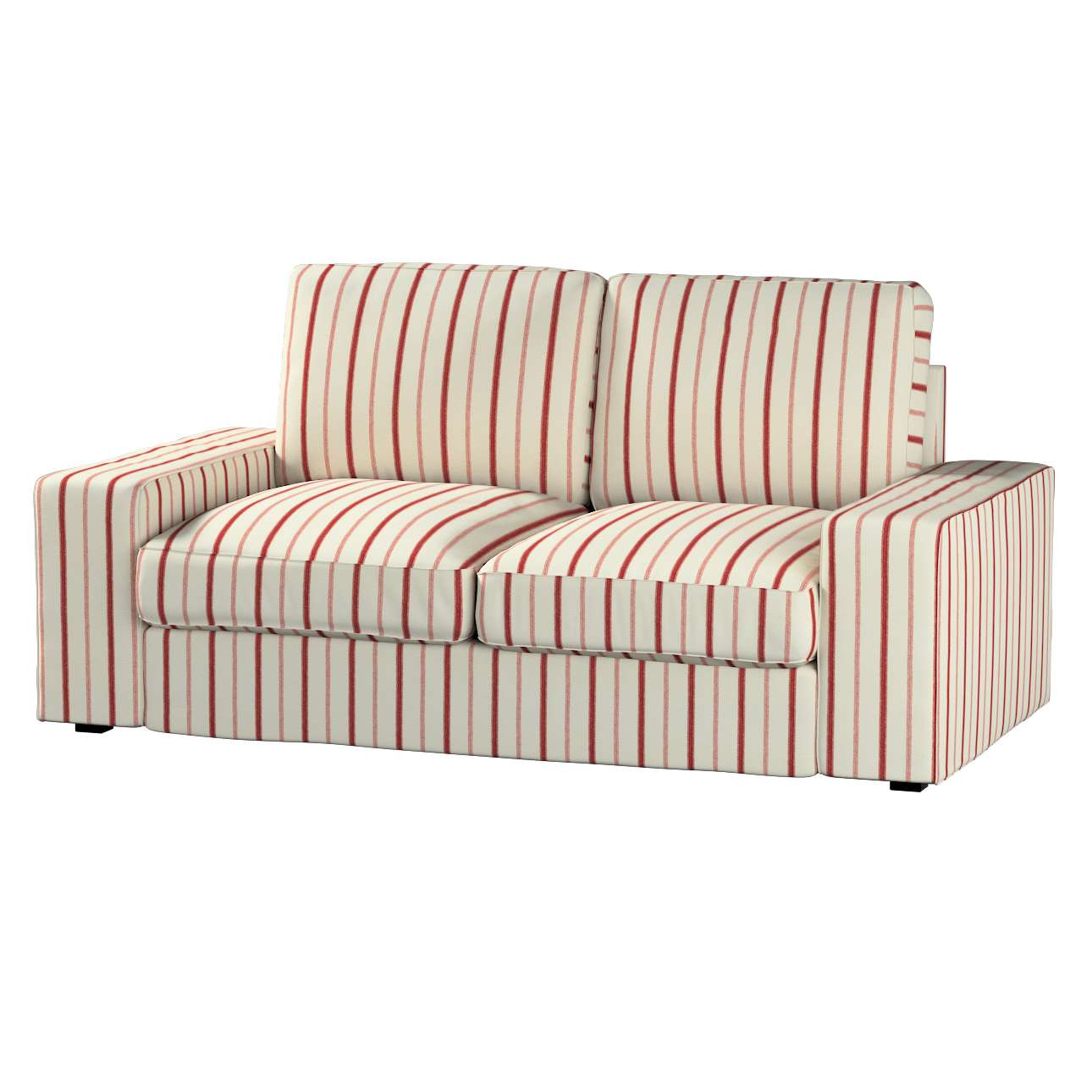 Kivik 2-seater sofa cover in collection Avinon, fabric: 129-15