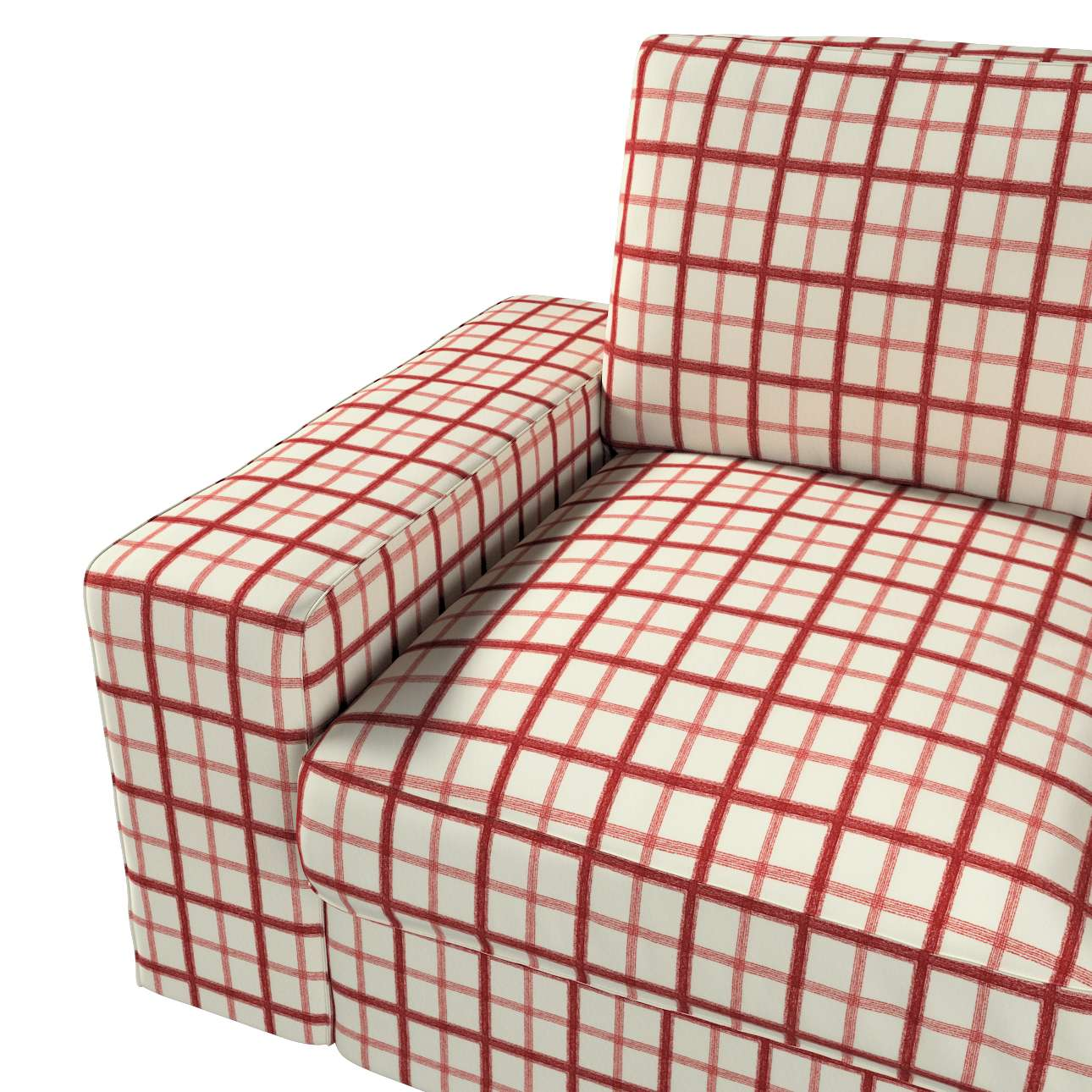 Pokrowiec na sofę Kivik 2-osobową, nierozkładaną w kolekcji Avinon, tkanina: 131-15