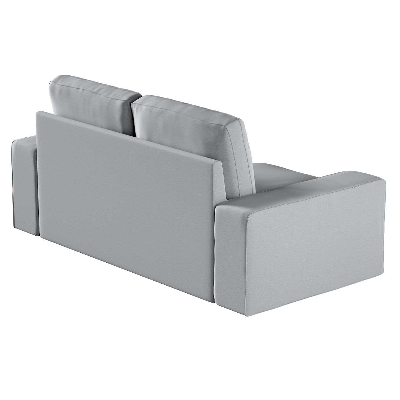 Pokrowiec na sofę Kivik 2-osobową, nierozkładaną w kolekcji Ingrid, tkanina: 705-42