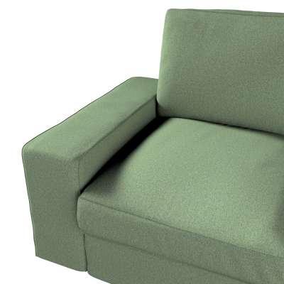 Pokrowiec na sofę Kivik 2-osobową, nierozkładaną w kolekcji Amsterdam, tkanina: 704-44