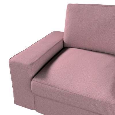 Pokrowiec na sofę Kivik 2-osobową, nierozkładaną w kolekcji Amsterdam, tkanina: 704-48