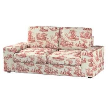 Pokrowiec na sofę Kivik 2-osobową, nierozkładaną Sofa Kivik 2-osobowa w kolekcji Avinon, tkanina: 132-15