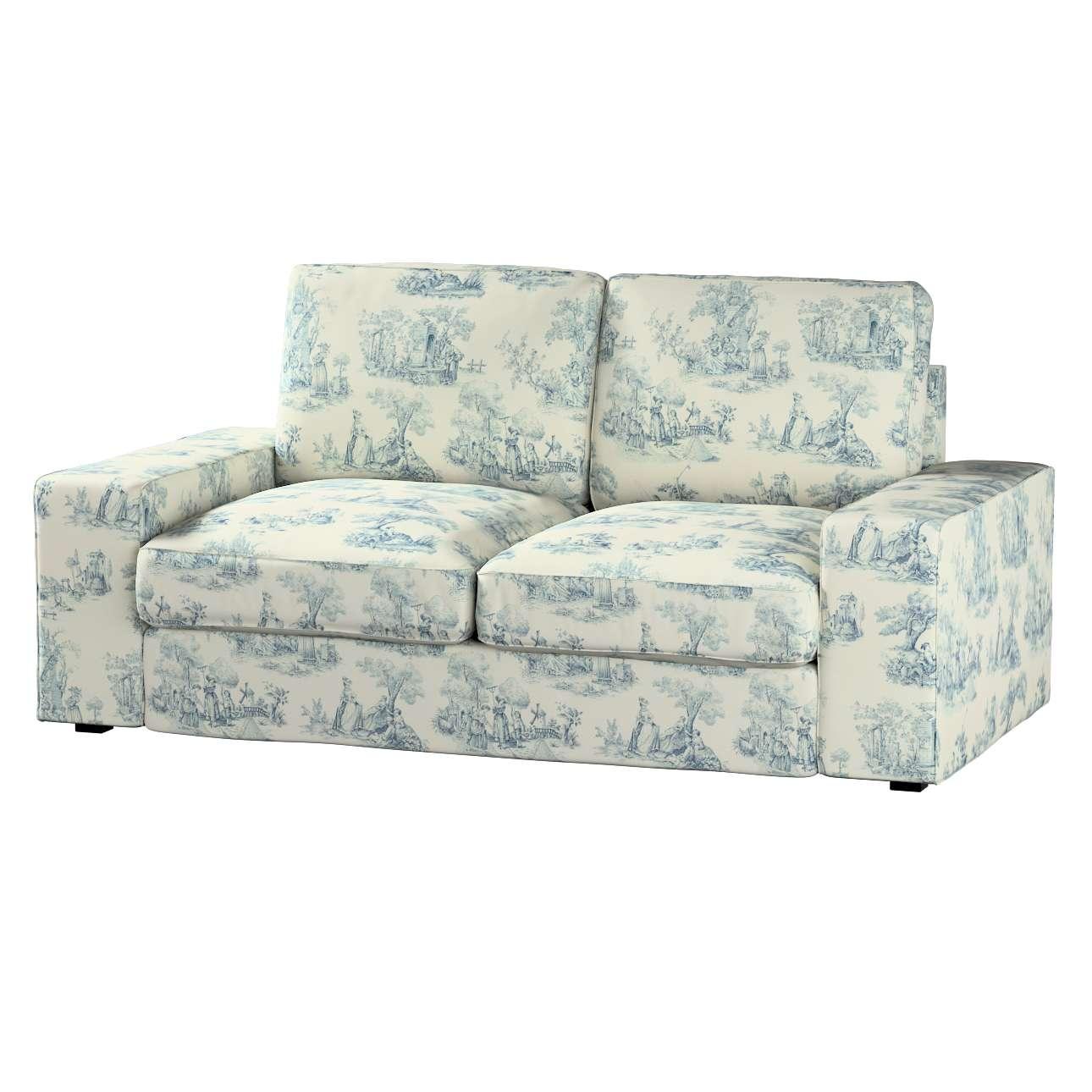 KIVIK dvivietės sofos užvalkalas Kivik 2-seat sofa kolekcijoje Avinon, audinys: 132-66