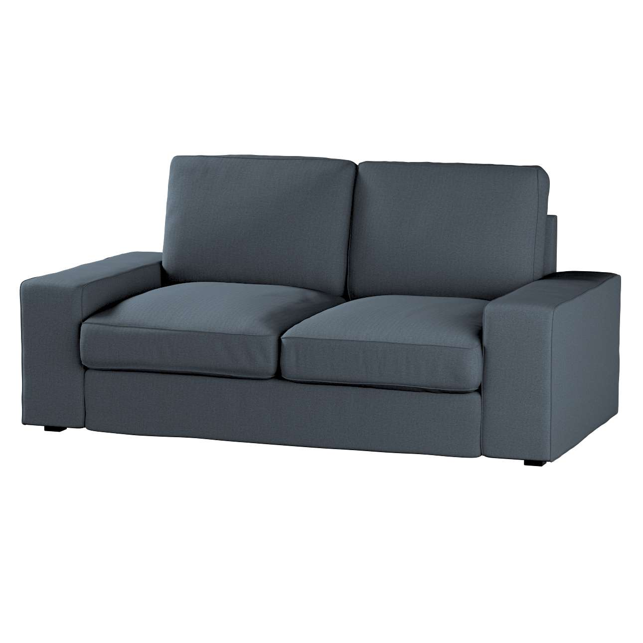 Pokrowiec na sofę Kivik 2-osobową, nierozkładaną w kolekcji Etna, tkanina: 705-30