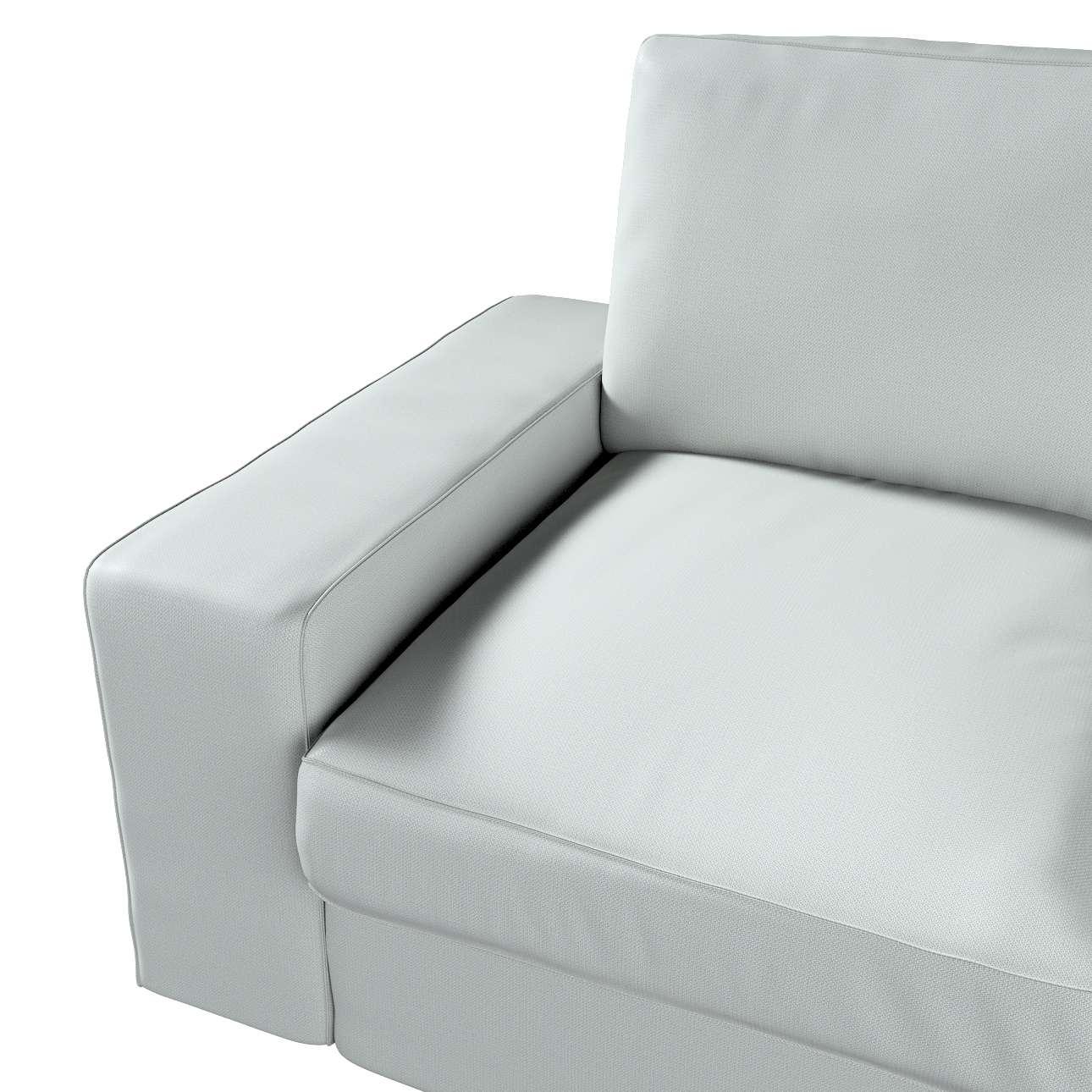 Pokrowiec na sofę Kivik 2-osobową, nierozkładaną w kolekcji Bergen, tkanina: 161-72