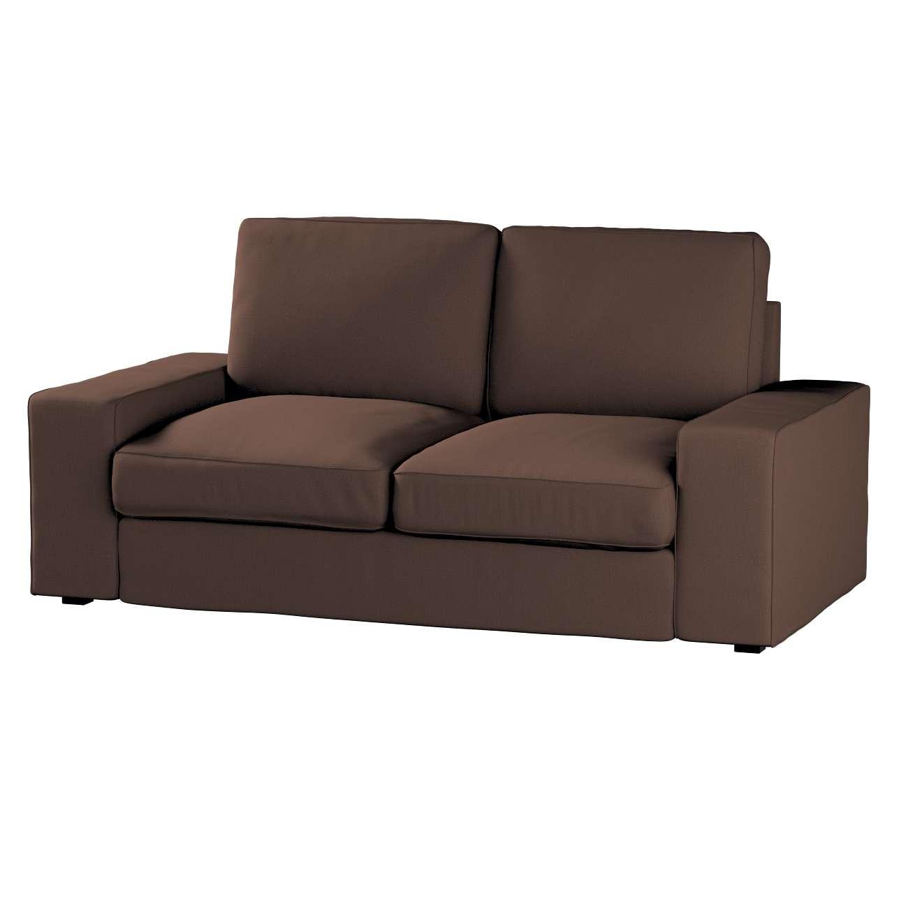 Pokrowiec na sofę Kivik 2-osobową, nierozkładaną w kolekcji Bergen, tkanina: 161-73