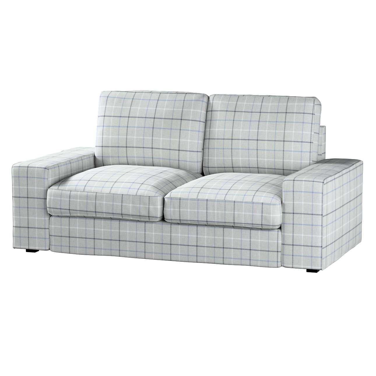 Pokrowiec na sofę Kivik 2-osobową, nierozkładaną w kolekcji Edinburgh, tkanina: 703-18