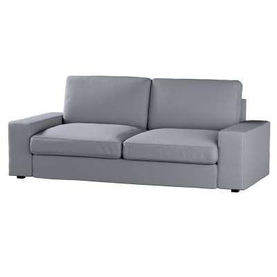 Bezug für Kivik 3-Sitzer Sofa von der Kollektion Cotton Panama, Stoff: 702-07