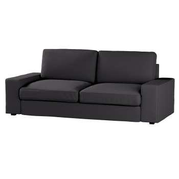 Pokrowiec na sofę Kivik 3-osobową, nierozkładaną Sofa Kivik 3-osobowa nierozkładana w kolekcji Cotton Panama, tkanina: 702-08