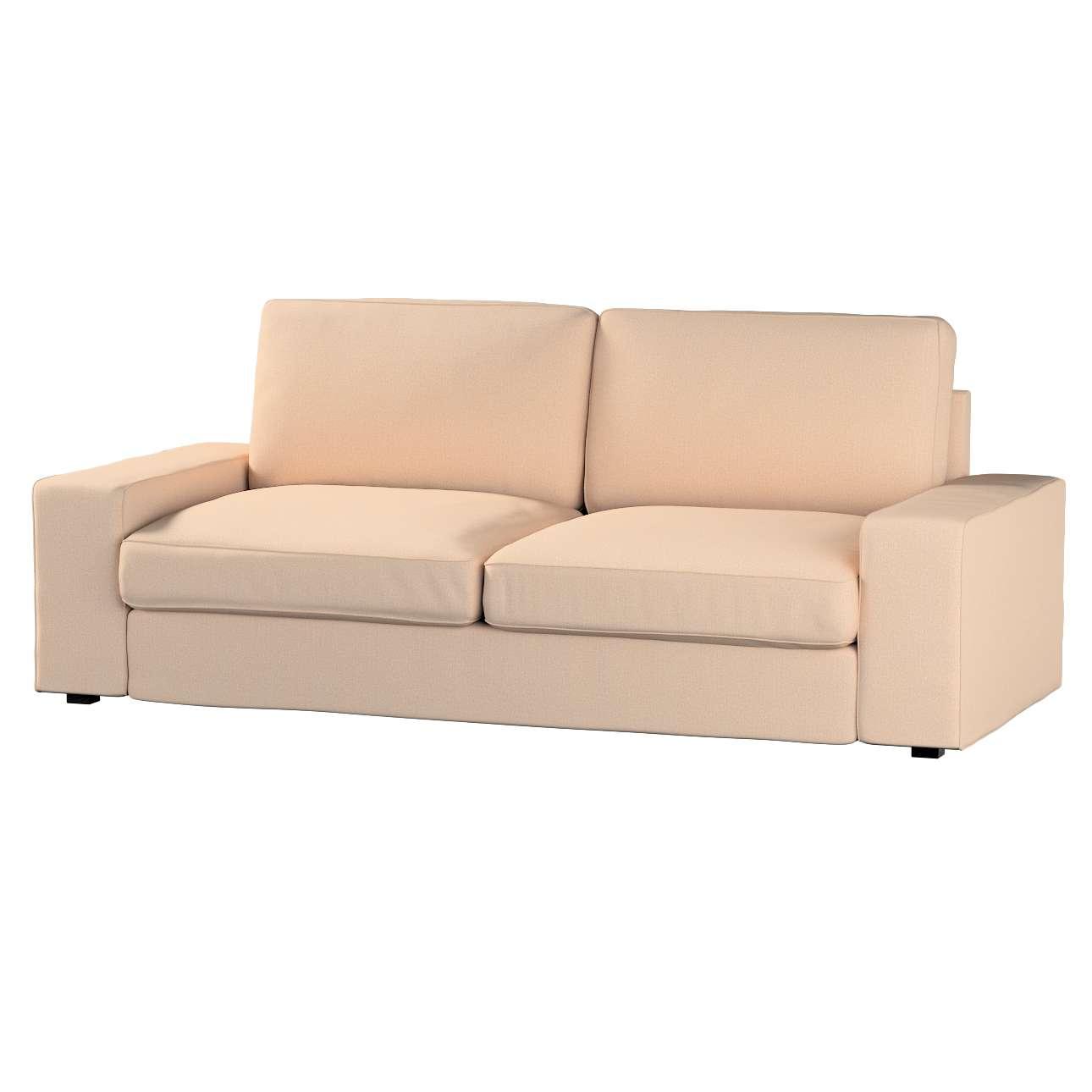 Pokrowiec na sofę Kivik 3-osobową, nierozkładaną Sofa Kivik 3-osobowa nierozkładana w kolekcji Edinburgh, tkanina: 115-78