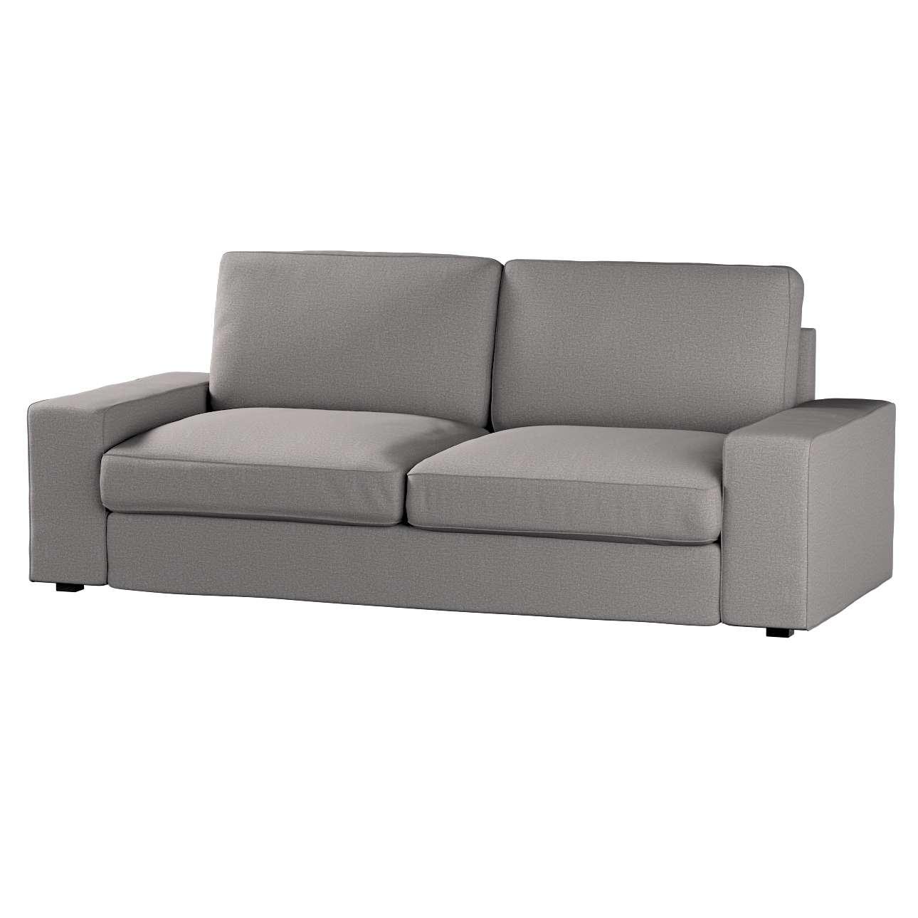 Pokrowiec na sofę Kivik 3-osobową, nierozkładaną Sofa Kivik 3-osobowa nierozkładana w kolekcji Edinburgh, tkanina: 115-81