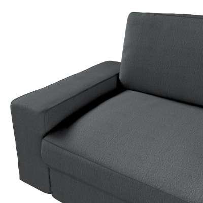 Pokrowiec na sofę Kivik 3-osobową, nierozkładaną w kolekcji Chenille, tkanina: 702-20