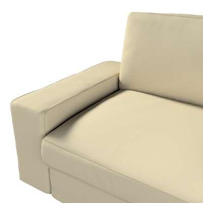 Pokrowiec na sofę Kivik 3-osobową, nierozkładaną w kolekcji Chenille, tkanina: 702-22