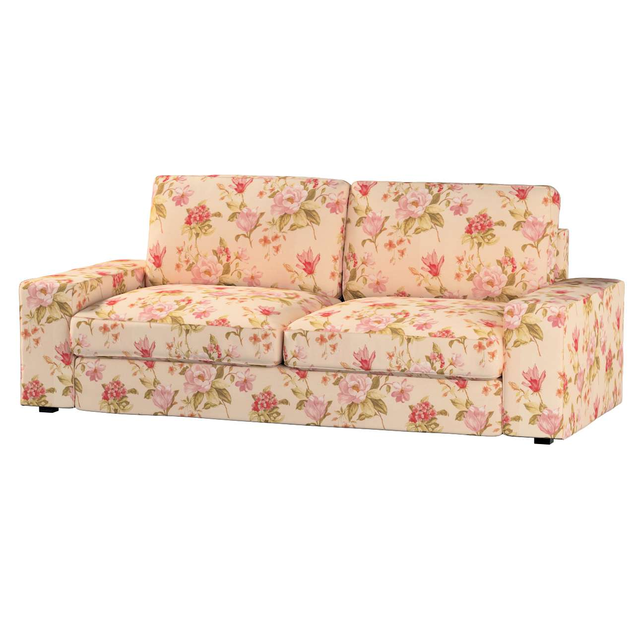 Kivik 3-Sitzer Sofabezug Sofa Kivik 3-Sitzer von der Kollektion Londres, Stoff: 123-05
