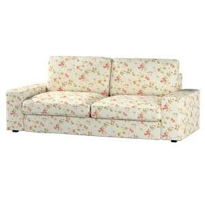 Pokrowiec na sofę Kivik 3-osobową, nierozkładaną Sofa Kivik 3-osobowa nierozkładana w kolekcji Londres, tkanina: 124-65