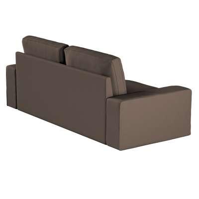 Pokrowiec na sofę Kivik 3-osobową, nierozkładaną w kolekcji Etna, tkanina: 705-08