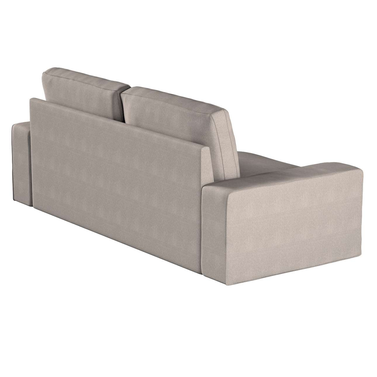 Pokrowiec na sofę Kivik 3-osobową, nierozkładaną w kolekcji Etna, tkanina: 705-09