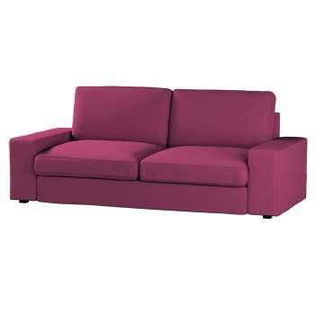 Kivik 3-Sitzer Sofabezug von der Kollektion Cotton Panama, Stoff: 702-32