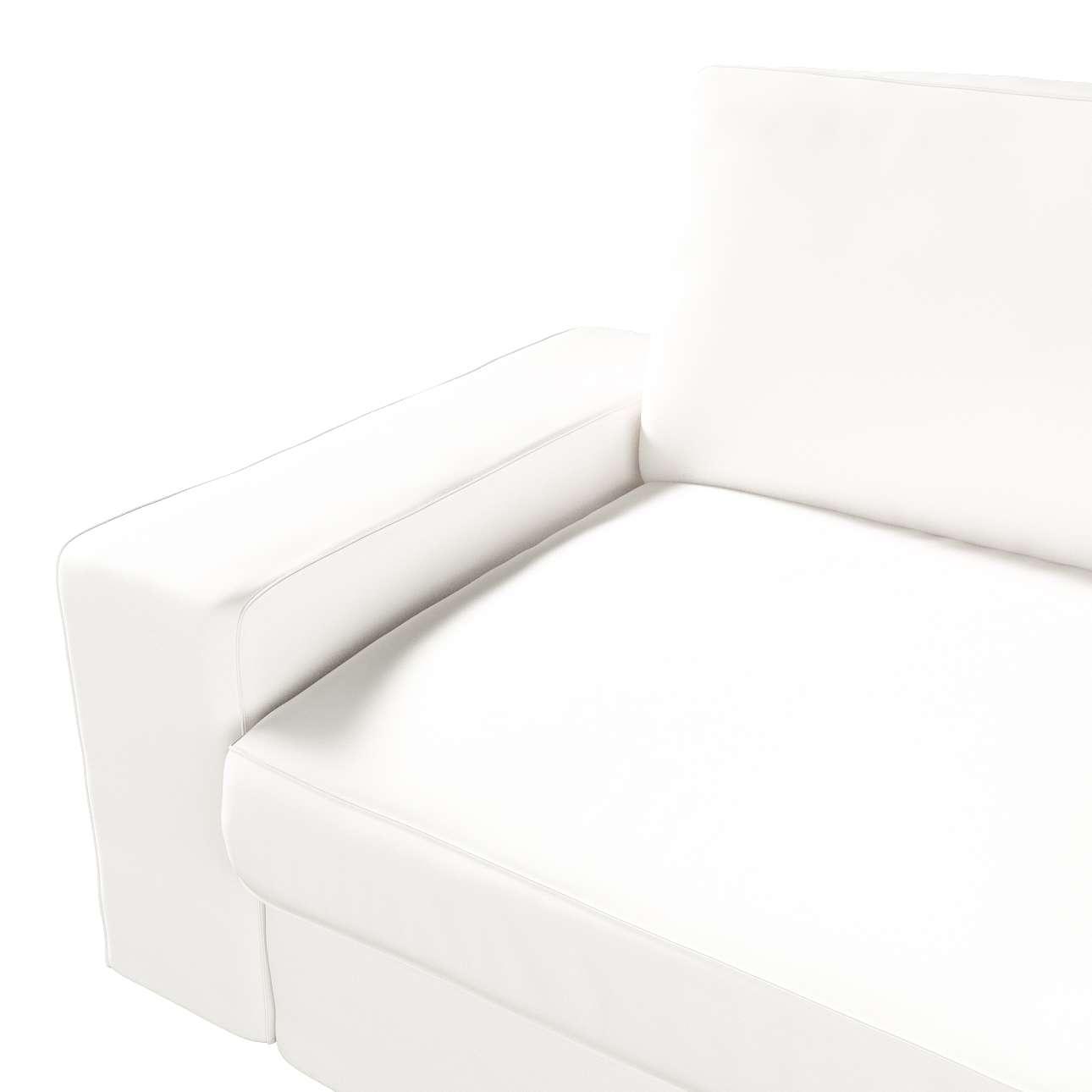 Kivik 3-Sitzer Sofabezug von der Kollektion Cotton Panama, Stoff: 702-34