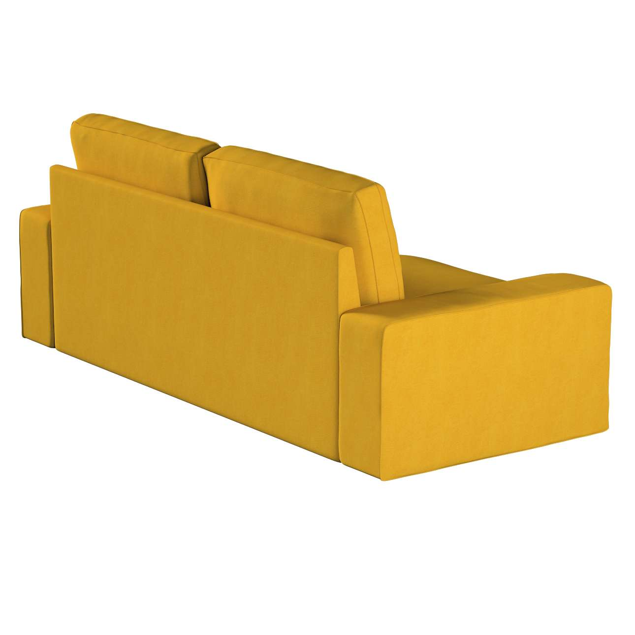Pokrowiec na sofę Kivik 3-osobową, nierozkładaną w kolekcji Etna, tkanina: 705-04